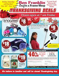 Thursday Thanksgiving Sales Ben Franklin Crafts And Frame Shop Monroe Wa Thanksgiving Sale