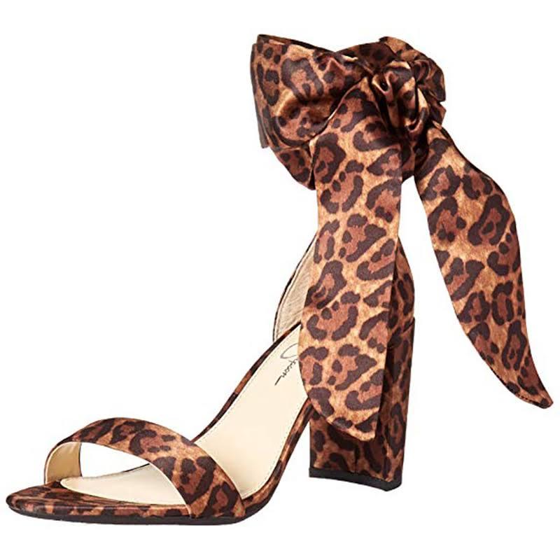 Jessica Simpson NARELLA Natural Leopard