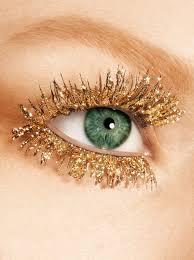 seb winter photography gold glitter lasheshttp www