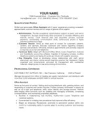free sample resumes for administrative assistants sample resume for office assistant free resume example and general office assistant resume sample sample resume for office assistant with no experience