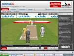 Cricinfo.com Live Scoreboard