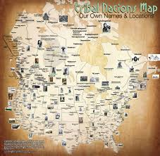 Oldest Map Of North America by The Map Of Native American Tribes You U0027ve Never Seen Before Code