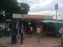 Hampstead Heath railway station