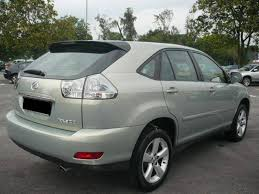 lexus harrier new model 2003 toyota harrier pictures for sale