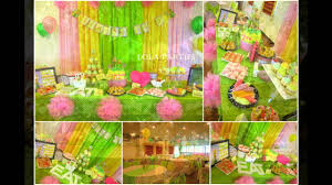 cute tinkerbell themed birthday party ideas youtube