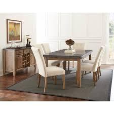 steve silver franco white marble top table hayneedle