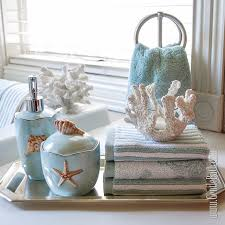 Tropical Themed Bathroom Ideas Tropical Nautical And Beach Bathroom Accessories Oceanstylescom