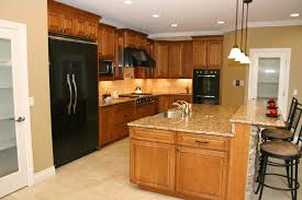 Kitchen No Backsplash Granite Countertop Above Kitchen Cabinet Storage Soapstone Tile