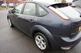 Used 2010 Ford Focus Sport Tdci Good Spec And History For Sale In