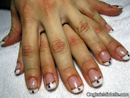 acrylic nails happy nail days are here to stay with gel nails