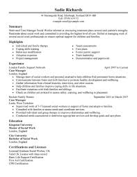 qualifications for a resume examples best case manager resume example livecareer create my resume