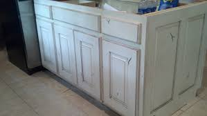 Antiqued Kitchen Cabinets White Country Kitchens For Traditional Taste Home And Cabinet