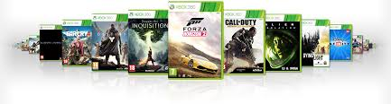 Thousands of games  Xbox