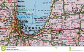 Map Of The Usa by Cleveland Map Detailed Road Map Of Cleveland Ohio Very Clear Map