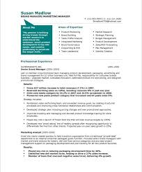 Resume Examples For Food Service by Best 20 Marketing Resume Ideas On Pinterest Resume Resume