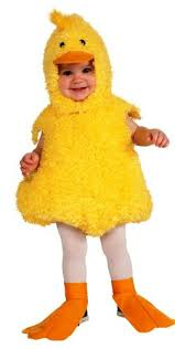 Halloween Costumes 12 18 Months Rubie U0027s Costume Cuddly Jungle Quackie Duck Romper Costume Yellow