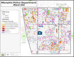 Raleigh Zip Code Map by The Most Dangerous Neighborhood In Memphis Cover Feature