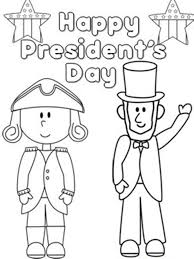 happy presidents day coloring pages getcoloringpages com