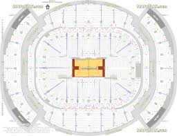 american airlines arena seat u0026 row numbers detailed seating chart
