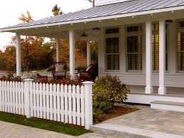 covered front porch plans home design ideas