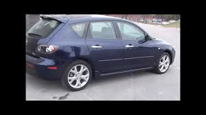 sold for sale 2009 mazda 3 gt stick shift great buy sunroof