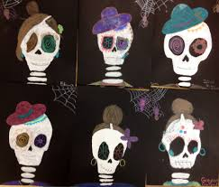 Easy Halloween Arts And Crafts For Kids by Halloween Art Lessons Archives Art Teacher In La