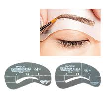 online buy wholesale eyebrow stencil kit from china eyebrow