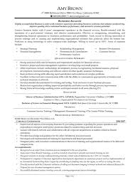 Sample Resume Format Usa by Resume Format Us Resume Sample For Business Analyst Sample Resume