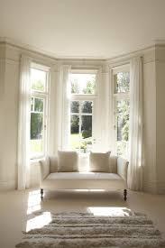 window bay window curtain ideas home depot drapery rods bay