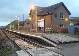 Braystones railway station