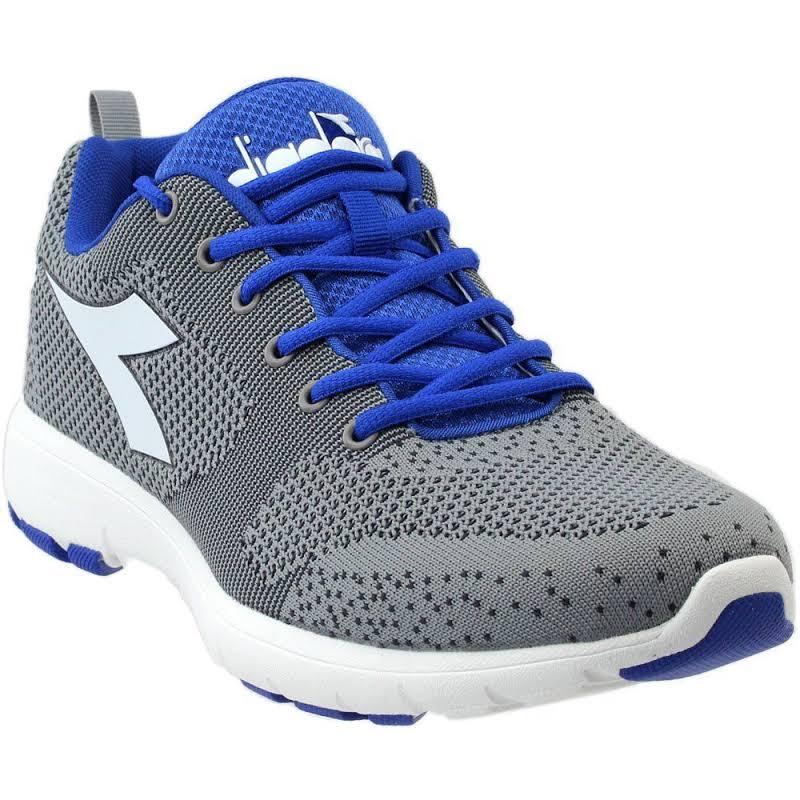 Diadora X RUN LIGHT Running Shoes Grey- Mens
