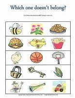 Go Togethers     Logical Reasoning Worksheets for Kindergarten     lbartman com Equivalents Maze     Printable Multiplication  amp  Division Worksheets