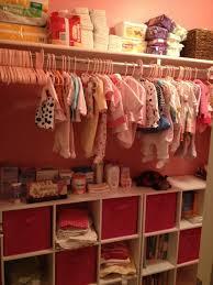 Closet Organizer For Nursery Baby Closet Clothes Organizer Roselawnlutheran
