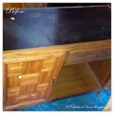 Used Kitchen Island Remodelaholic Upcycled Vintage Desk Into Kitchen Island With Storage