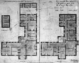 House Plans Architect Gothic House Plans Architect Design The Red House