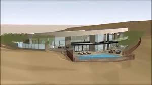 House Architectural Contour House Architectural Design Rendering By Brent Kendle