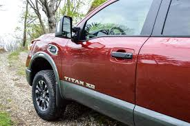 nissan titan ground clearance review 2016 nissan titan xd pro 4x 95 octane