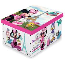 Minnie Mouse Toy Box Domopak Kids Boxes Range U2013 Next Day Delivery Domopak Kids Boxes