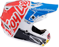 white motocross helmets troy lee designs sprint shorts troy lee designs se4 factory
