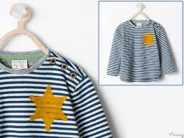 Jewish   The Frisky The Frisky jewish  Zara Pulls Pajama Top Over Complaints It Looks Like Concentration Camp Uniform