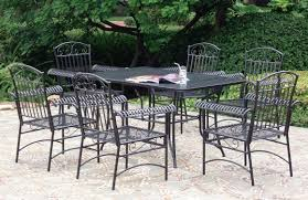 Spray Painting Metal Patio Furniture - vintage wrought iron patio furniture for sale great spray paint