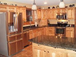 hickory kitchen cabinets lowes denver for craigslist with granite