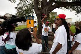 Ninth Ward New Orleans Map by Lower Ninth Ward Living Museum Remembering The Past Sharing