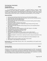 Hris Analyst Resume Test Analyst Sample Resume Qa Analyst Sample Resume Resume Format