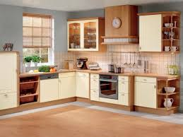 How To Paint Veneer Kitchen Cabinets Amazing 80 Kitchen Cabinets Painted Two Colors Decorating Design
