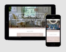 Interior Designer Website by Interior Designer Website Design U2013 Lindsay Gatz