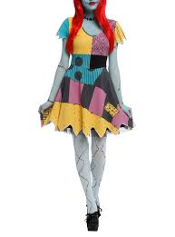 the nightmare before christmas sally costume dress topic