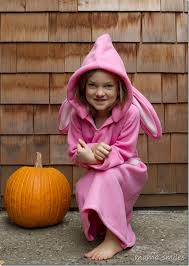Bunny Halloween Costumes Kids Fleece Diy Halloween Costumes Cat Bunny Fox