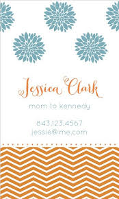 Calling Business Cards Business Cards For Women Cute Mommy Business Cards Cute