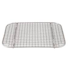 Vollrath Steam Table by Vollrath 20228 Stainless Steel Wire Grate For 1 2 Size Super Pan